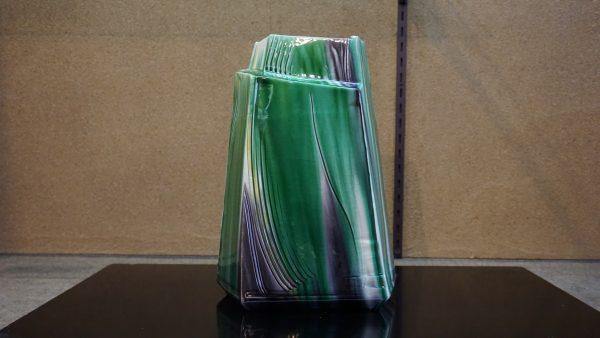 織部焼などに見られる美しい緑色